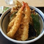 天丼の岩松 - 岩松丼
