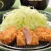 富山豚食堂かつたま - 料理写真:やわらかヒレかつ定食