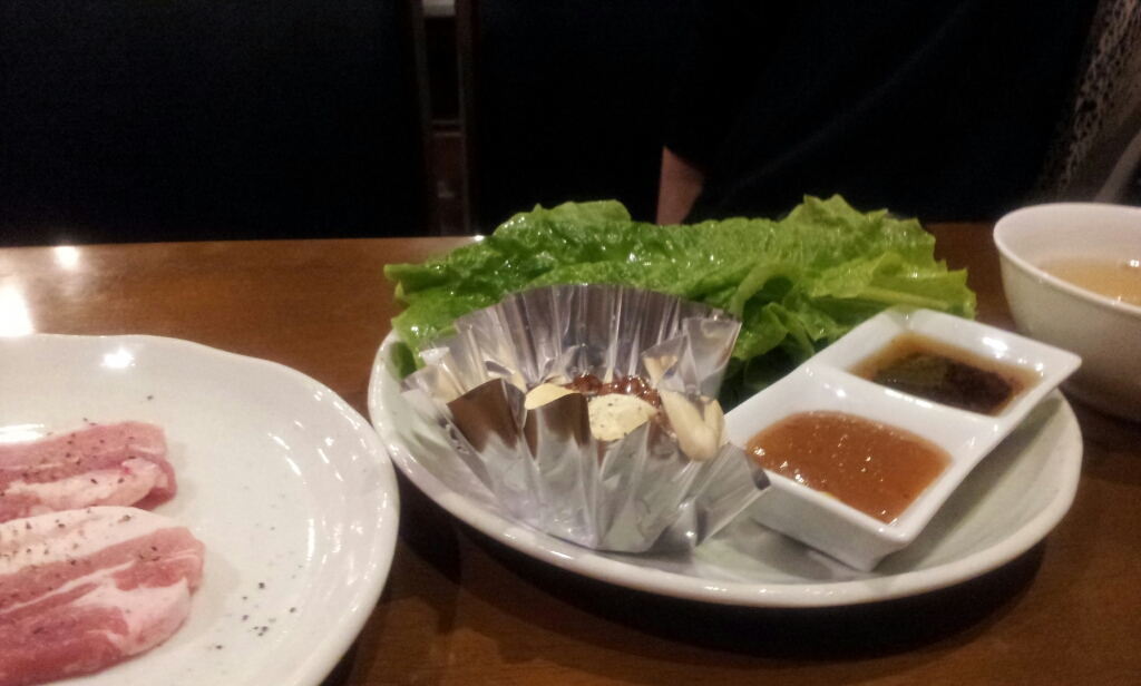 韓国焼肉ぶんぶん