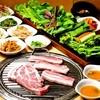 やさい村大地 本店 - 料理写真:サンパセット3600円