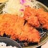 とんかつ和幸 - 料理写真:ひれロース盛合せ御飯