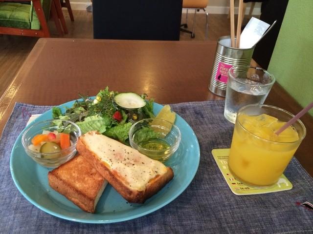 ザ ピンク ウィードカフェ