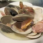 タマヤ - 貝の白ワイン蒸し