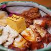 塩竈 すし哲 - 料理写真:ふんわり穴子とやわらか煮たこ