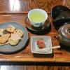 木の花 - 料理写真:煎茶セット