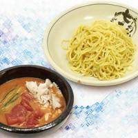 七志 とんこつ編 - 冷やしトマトつけ麺
