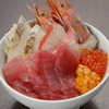 築地ハレの日 - 料理写真:DX海鮮丼