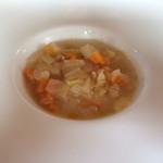 カサブランカ・フランセーズ - 野菜たっぷりスープ