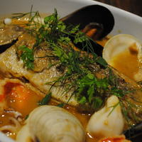 Bouillabaisse …..for 2guests portion