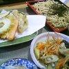 もみの木 - 料理写真:天ぷらそば