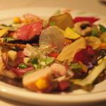 アルカナイズ - [前菜]アルカナイズ・スペシャリテ 大自然・伊豆の輝き60種類以上のお野菜を色々な調理法で