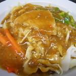 百番 - 醤肉蓮飯