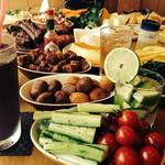 Plaspa Rest.Suzuka - 土日祝日はバイキング式 、話題のアサイーやブラジルお酒のカイピリンニャ。