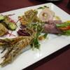 ラ・ヴィーヴ - 料理写真:前菜盛り合わせ1058円