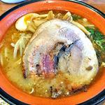 麺屋 一本気 - みそらー麺・めんま(2014年7月)