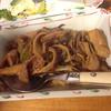む鉄砲 - 料理写真:豚胃袋炒め