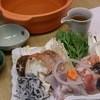暫亭 いろり - 料理写真:絶品シルク鍋♪