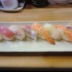 おかげさん - 寿司