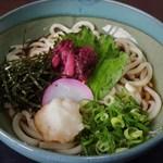 お食事処 山下 - 料理写真:梅ころうどん[\600]