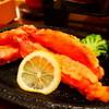 かにの華 - 料理写真:たらばステーキ膳2780円+税