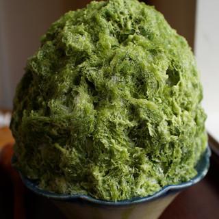 梵くら - 料理写真:宇治抹茶ミルク