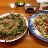 こぞう - 料理写真:ミックスモダン焼き&野菜炒め