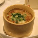 聘珍樓 - 聘珍脆香米 (真鯛スープの聘珍脆飯)