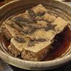 なべ駒 - 料理写真:厚揚げ黒コショウ