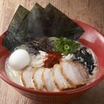 博多 一風堂 - 料理写真:赤丸スペシャル