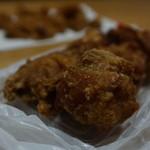 関根流 若鶏半身揚げ 二代目 とり家 - 料理写真:若鶏ザンギ5