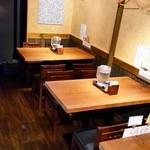 めしや 太治兵衛 - テーブル全18席