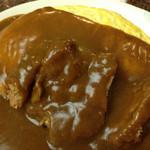 カレン - ☃オムカツカレー☃ パラパラご飯て、食感と舌触りがいい感じ^ ^  カレーのルーは、甘みもありつつ、チョイピリ辛!(私、辛いの苦手です) 美味しかったです。