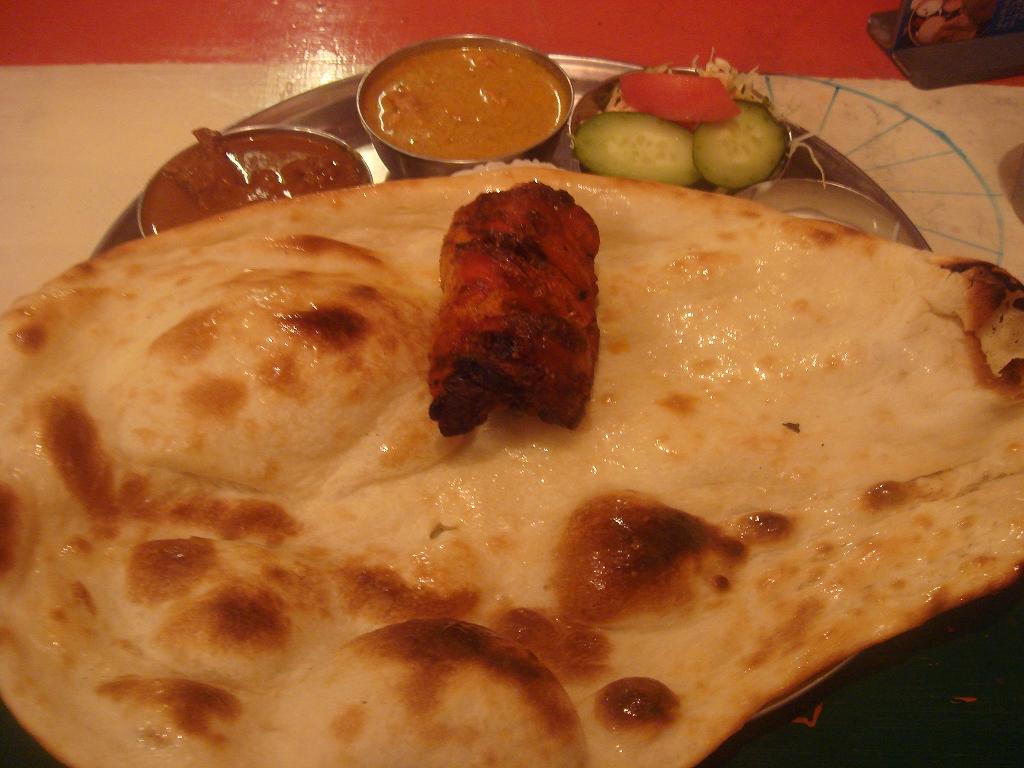 インド料理 MUTHU