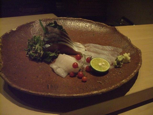 ゼックス代官山 炙り焼き&寿司 アン