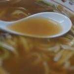 岐阜屋 - スープ