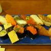 鮨やなぎ - 料理写真:ランチ、すし1.5人前