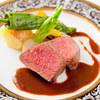 ビストロ・カフェ・ド・パリ - 料理写真:鹿児島県産牛フィレ肉のポワレ、赤ワインソース