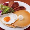 コアパンケーキハウス - 料理写真:LOCAL MORNING PLATE