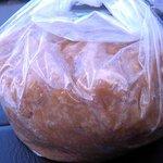 ヤマイチ味噌 - ビニール包みの秤売