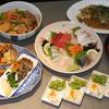 野の花 - 料理写真:宴会料理3000円コース
