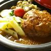 Vege-table dining comodo - 料理写真:煮込みハンバーグ
