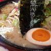 黒門ラーメン総本店  - 料理写真:とんこつチャンポン