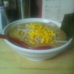 大門 - 味噌ラーメン¥750(平麺)麺固め