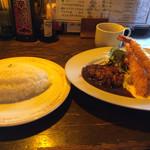 グリル&洋食 アガペ - Aランチ 1200円