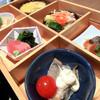 旅館 くらしき - 料理写真:夏の散歩道御膳(右の六枡分)