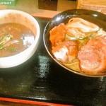 28936884 - 特製つけ麺(中) (1,000円)