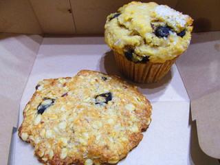 阿里山cafe - クッキー、マフィン