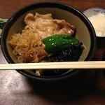 とき和 - とき和丼(950円)