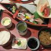 ふじや - 料理写真:刺身御膳 1680円(税別)
