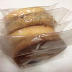 オルシヴァル - クッキー、分厚い!